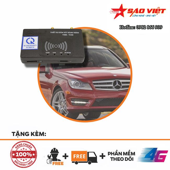 hộp đen ô tô adsung TMS-T100