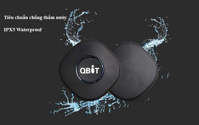 Qbit chống nước chuẩn IPX5