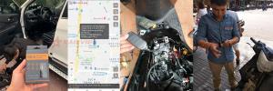 Lắp thiết bị định vị ô tô xe máy tại Huế