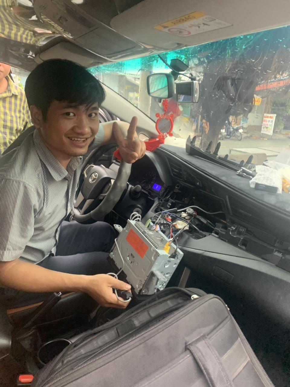 Gắn thiết bị định vị ô tô tại TPHCM