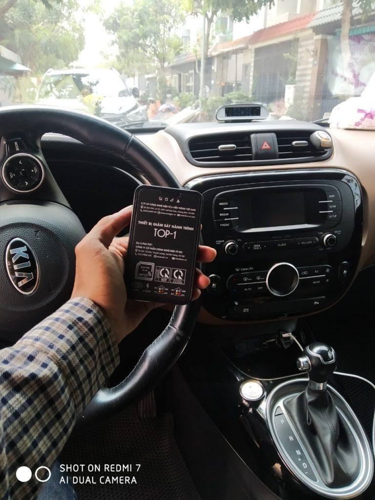 hộp đen ô tô hợp chuẩn BGTVT